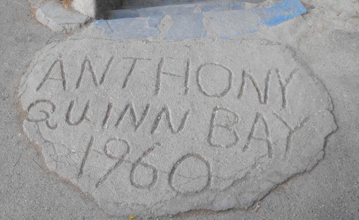 Baia di Anthony Quinn