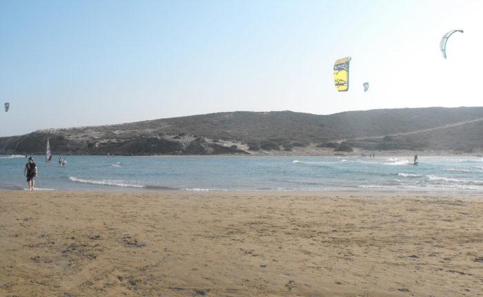 spiaggia di Prassonissi Rodi