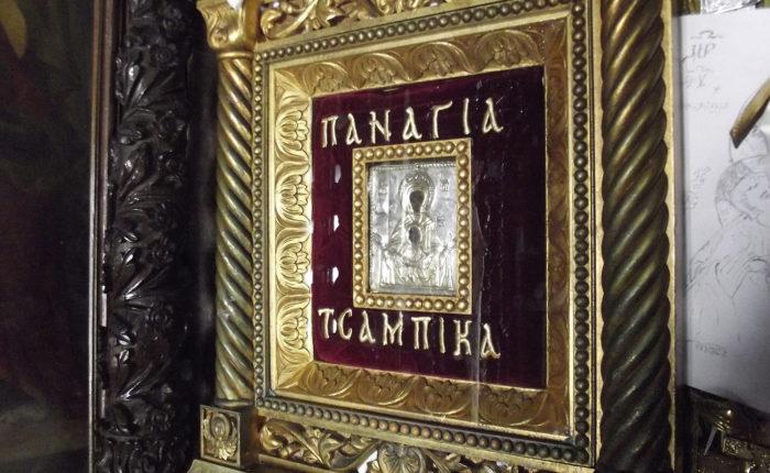 Aghia Tsampica L'icona miracolosa
