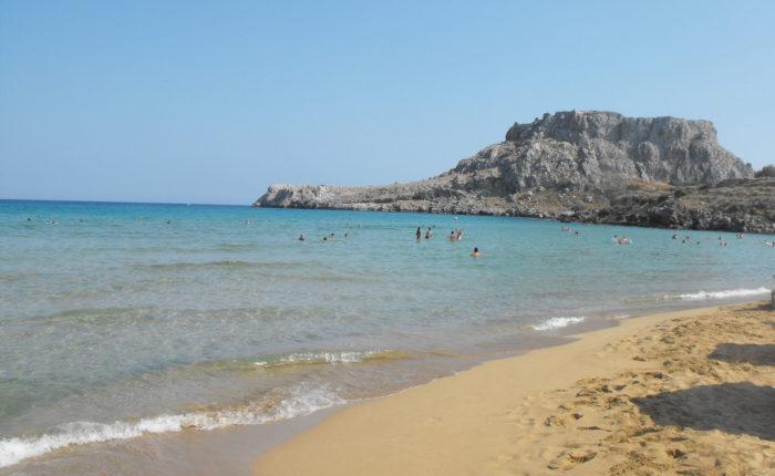 Le più belle spiagge di Rodi Agathi