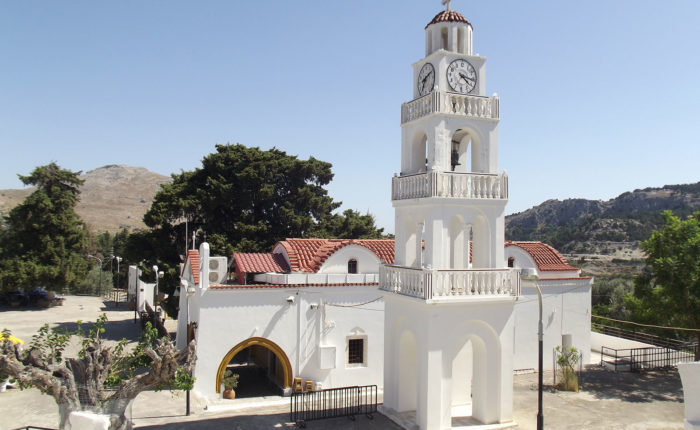 Rodi Monastero di Tzampika