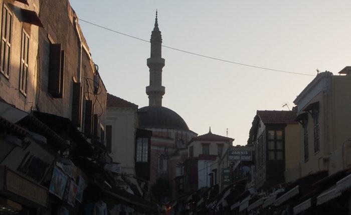 Moschea di Solimano il Magnifico