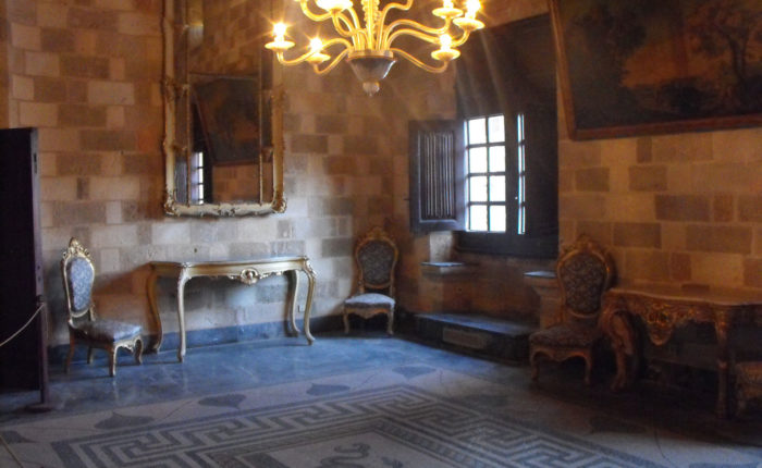 Palazzo del Gran Maestro dei cavalieri di Rodi