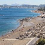 Spiaggia di Faliraki Rodi